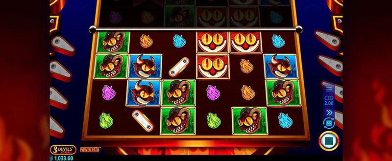 เกมพนัน ออนไลน์ ตัวท็อปอย่าง สล็อต 3 Devils Pinball