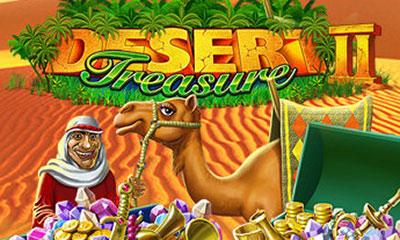 สลอด ออนไลน์ Desert Treasure สมบัติแห่งทะเลทราย