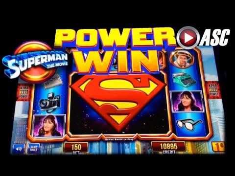 เทคนิคสล็อต Superman The Movie