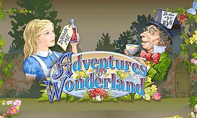 สล็อต Adventures in Wonderland