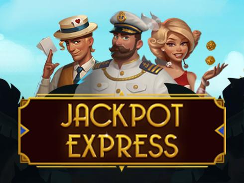 สล็อตออนไลน์ Jackpot Express