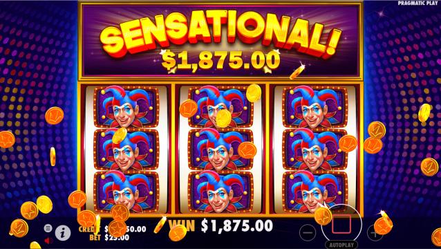 เกมสล็อต ซูเปอร์ โจ๊กเกอร์ (Super Joker Slot)